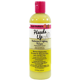 Aunt Jackie's Girls Heads Up Moisturizing & Softening Shampoo 355ml