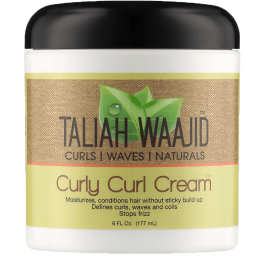 Taliah Waajid Curly Curl Cream 177ml