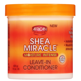 African Pride Shea Miracle Leave-In Conditioner 425gr