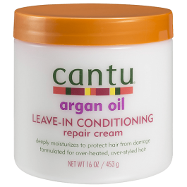 Cantu Argan Oil Leave-in Conditioning Repair Cream 453gr
