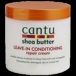 Cantu Shea Butter Leave-in Conditioning Repair Cream 453gr