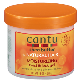 Cantu Shea Butter Moisturizing Twist & Lock Gel 370gr
