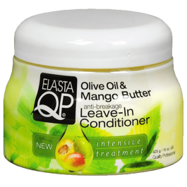Elasta QP Olive Oil And Mango Butter Leave-In Conditioner 425gr