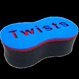 Esponja de cabelo Twists
