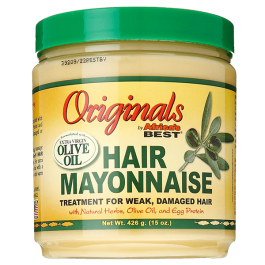 Africa's Best Organics Hair Mayonnaise Treatment 426gr