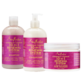 Kit Shea Moisture Superfruit Complex 10-in-1 Renewal System