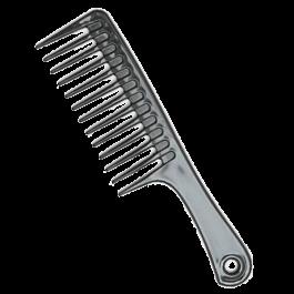 Pente de dentes largos