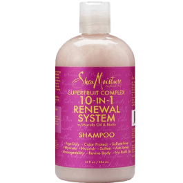 Shea Moisture Superfruit Complex 10-in-1 Renewal System Shampoo 384ml