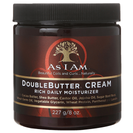 As I Am DoubleButter Cream Rich Daily Moisturizer 227gr