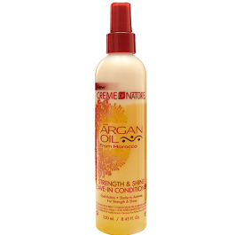 Creme of Nature Argan Oil Strength and Shine Leave-in 250ml