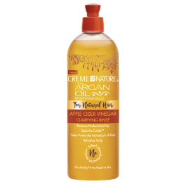 Creme of Nature Argan Oil Apple Cider Vinegar Clarifying Rinse 460ml