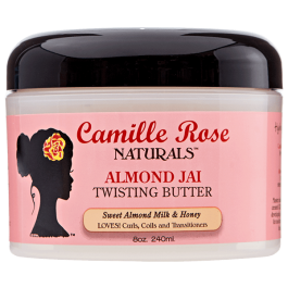 Camille Rose Naturals Almond Jai Twisting Butter 240ml