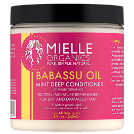 Mielle Organics Babassu Oil and Mint Deep Conditioner 240ml