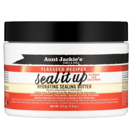 Aunt Jackie's Flaxseed Recipes Seal It Up Hydrating Sealing Butter 213gr