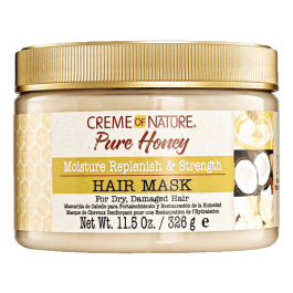 Creme of Nature Pure Honey Moisture Replenish & Strengthening Mask 326ml