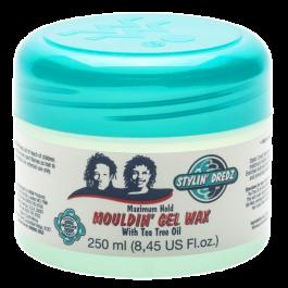 Stylin' Dredz Mouldin' Gel Wax Maximum Hold 250ml