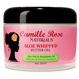Camille Rose Naturals Aloe Whipped Butter Gel 240ml