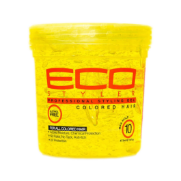 Eco Style Colored Hair Gel