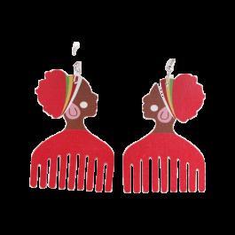 Brincos Africanos (Diversos Modelos)