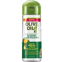 ORS Olive Oil Frizz Control & Shine Glossing Hair Polisher 177ml