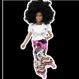Boneca Afro c/ calças