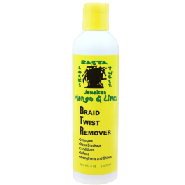 Jamaican Mango & Lime Braid Twist Remover 236ml
