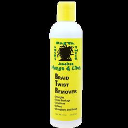 Jamaican Mango & Lime Braid Twist Remover 236ml