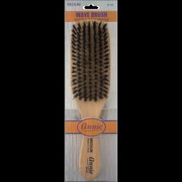 Escova de Cerdas de Javali da Annie (Boar Bristles Brush Medium) Mo.2160
