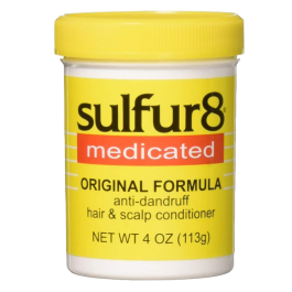 Sulfur8 Medicated Original Formula Anti-dandruff 113gr
