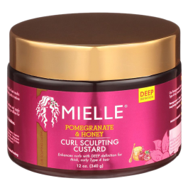 Mielle Organics Pomegranate & Honey Coil Sculpting Custard 340gr