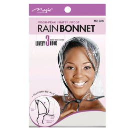 Magic Collection Rain Bonnet (Capa de Chuva p/ Cabelo)